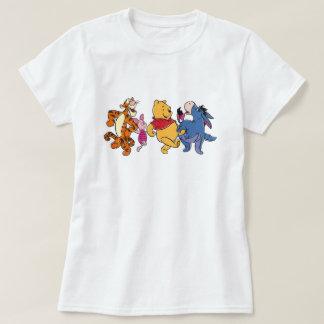 Equipo de Winnie the Pooh Playeras