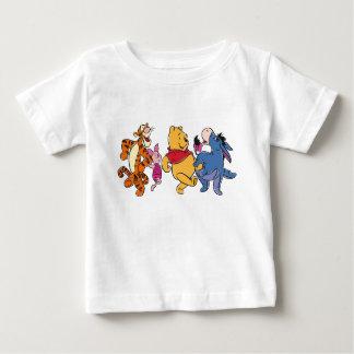 Equipo de Winnie the Pooh Polera