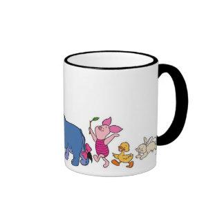 Equipo de Winnie the Pooh Taza De Café