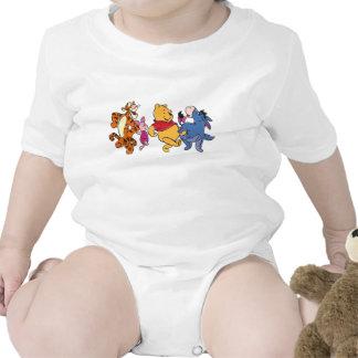 Equipo de Winnie the Pooh Trajes De Bebé