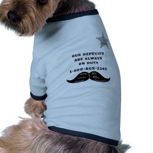 Equipo Dearborn NUEVO 2013 Camiseta Con Mangas Para Perro