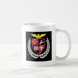Equipo del airsoft del legionario taza clásica