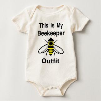 Equipo del apicultor mameluco