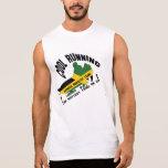 Equipo del Bobsleigh de Jamaica Camisetas Sin Mangas