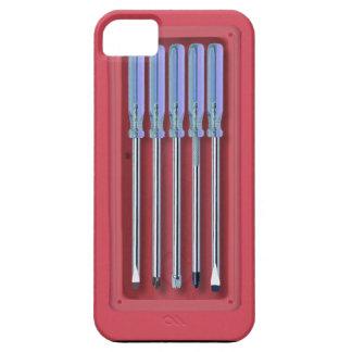 Equipo del destornillador iPhone 5 Case-Mate coberturas