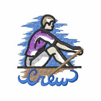 Equipo del equipo camiseta polo bordada
