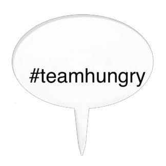 equipo del hashtag figuras para tartas