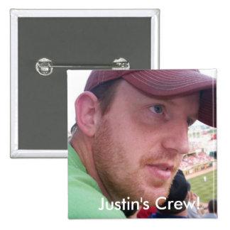 ¡Equipo del punto y coma de Justin! Pin