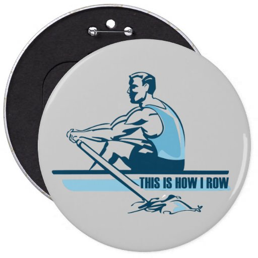 Equipo del Rowing Pin Redondo 15 Cm
