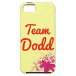 Equipo Dodd iPhone 5 Case-Mate Cobertura