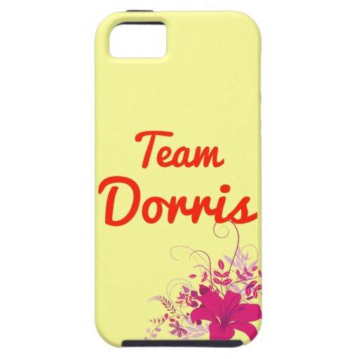 Equipo Dorris iPhone 5 Funda