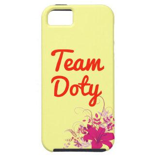 Equipo Doty iPhone 5 Case-Mate Carcasa