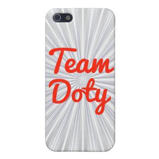Equipo Doty iPhone 5 Carcasas