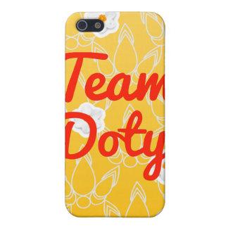 Equipo Doty iPhone 5 Cobertura