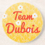 Equipo Dubois Posavasos Diseño