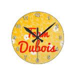 Equipo Dubois Reloj De Pared