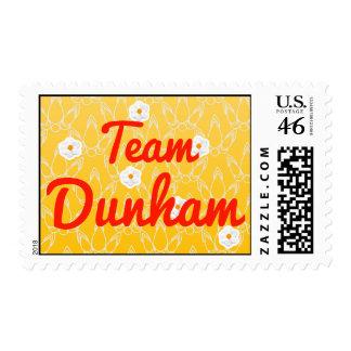 Equipo Dunham Envio