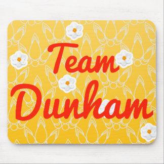 Equipo Dunham Alfombrillas De Raton