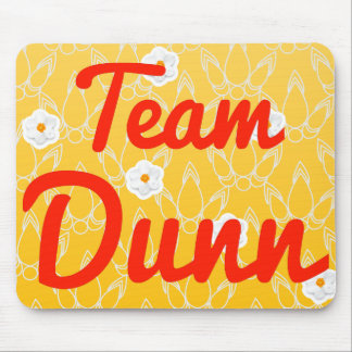 Equipo Dunn Mouse Pad