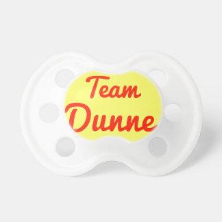 Equipo Dunne Chupetes De Bebé