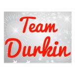 Equipo Durkin Postal