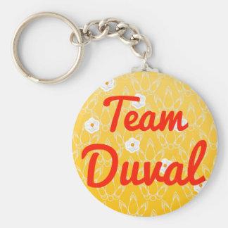 Equipo Duval Llavero