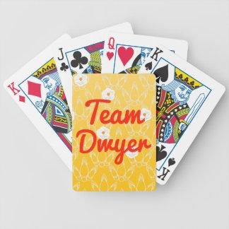 Equipo Dwyer Baraja De Cartas