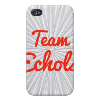 Equipo Echols iPhone 4/4S Fundas