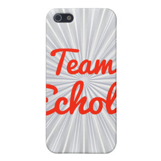 Equipo Echols iPhone 5 Cárcasa