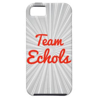 Equipo Echols iPhone 5 Case-Mate Carcasas
