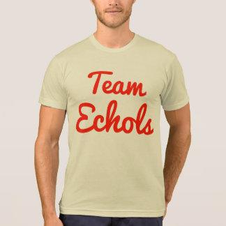 Equipo Echols Playera
