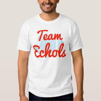 Equipo Echols Poleras