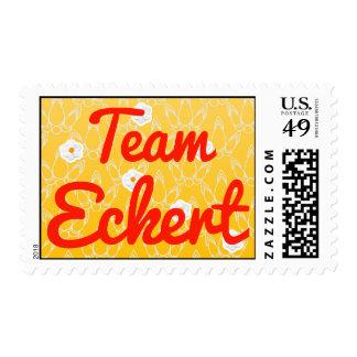 Equipo Eckert Sello