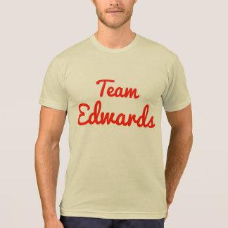 Equipo Edwards Camisetas