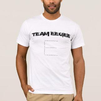 Equipo Eegee Playera