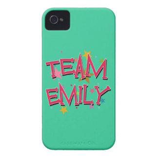 Equipo Emily de EMILY Case-Mate iPhone 4 Carcasa