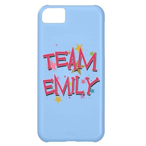 Equipo Emily de EMILY