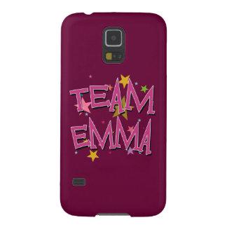 Equipo Emma de EMMA Fundas De Galaxy S5
