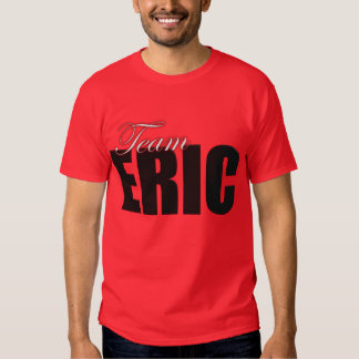 Equipo Eric 2 Poleras