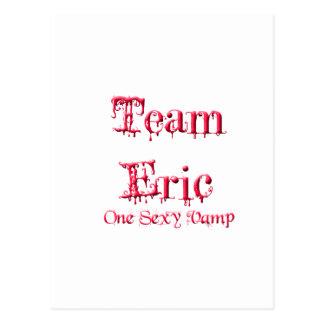 Equipo Eric Postal