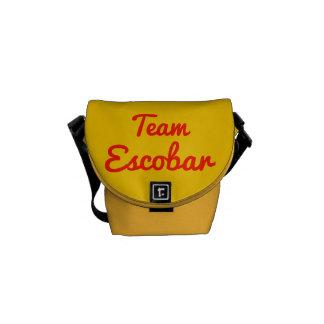 Equipo Escobar Bolsas Messenger