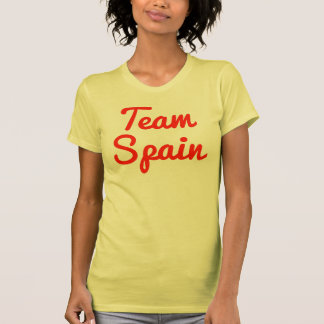 Equipo España Camiseta