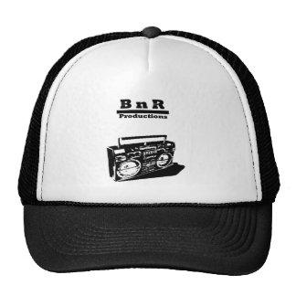 Equipo estéreo portátil de la plantilla de BnR Gorro De Camionero