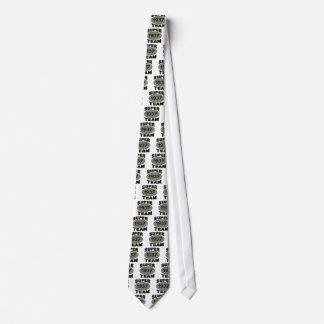 Equipo estupendo 1937 corbata personalizada