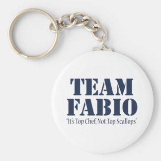 Equipo Fabio Llaveros Personalizados