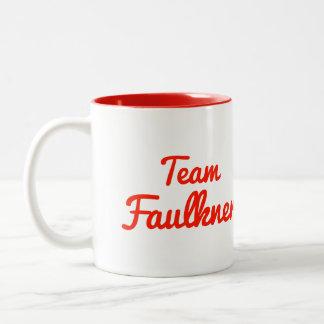 Equipo Faulkner Taza Dos Tonos