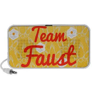 Equipo Fausto Laptop Altavoces