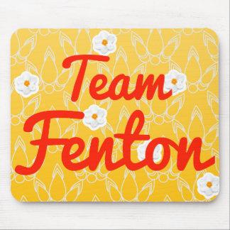 Equipo Fenton Alfombrilla De Ratones