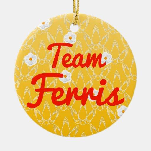 Equipo Ferris Ornamento De Reyes Magos