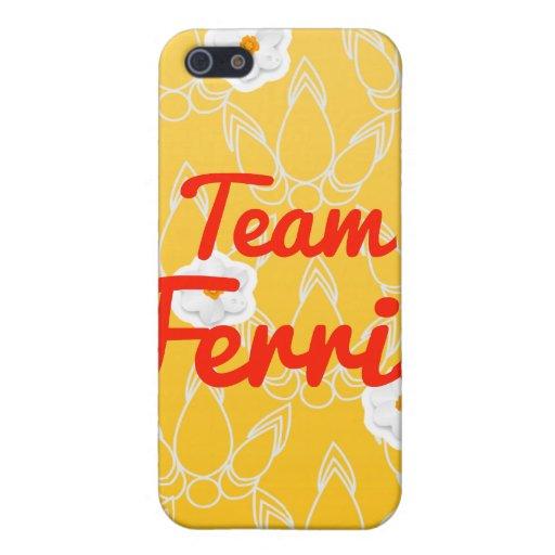Equipo Ferris iPhone 5 Carcasas